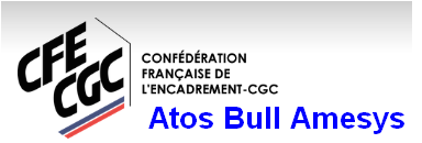 FIECI CFE-CGC : Site de la section syndicale ATOS BULL AMESYS